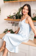 Agence matrimoniale rencontre de ALIA  femme russe de 36 ans