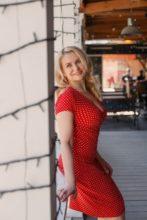 Agence matrimoniale rencontre de SVETLANA  femme russe de 47 ans