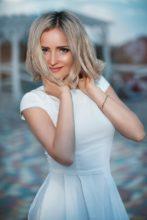 Agence matrimoniale rencontre de NATALIA  femme russe de 43 ans