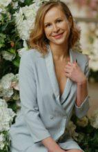 Agence matrimoniale rencontre de MARIA  femme russe de 35 ans