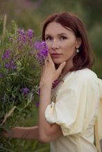 Agence matrimoniale rencontre de IRINA  femme russe de 41 ans