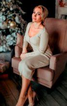 Agence matrimoniale rencontre de EUGENIYA  femme russe de 48 ans