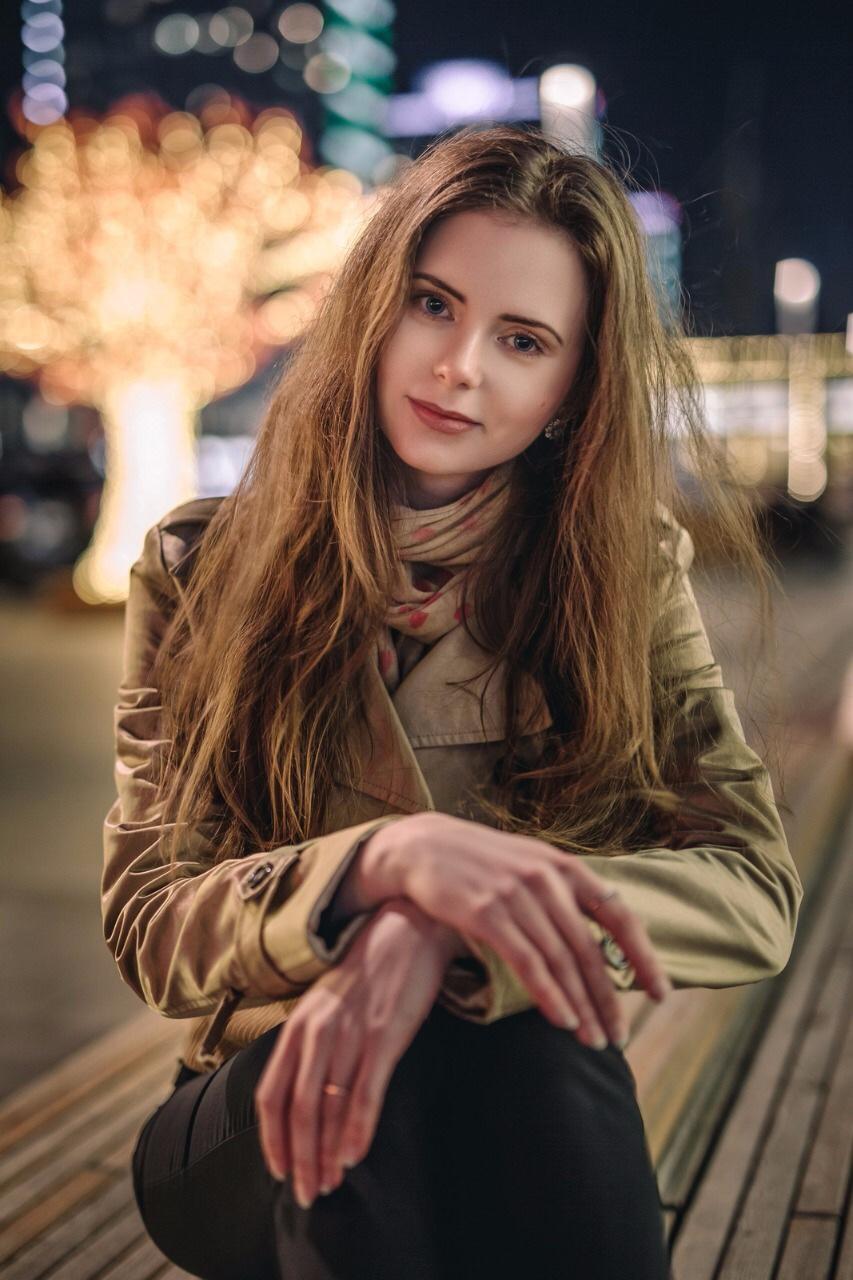 Agence matrimoniale rencontre de Olesya  femme célibataire de 27 ans, Rouen.